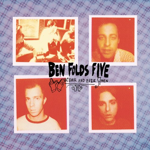 "Flashback Review: Ben Folds Five ""Whatever and Ever Amen"