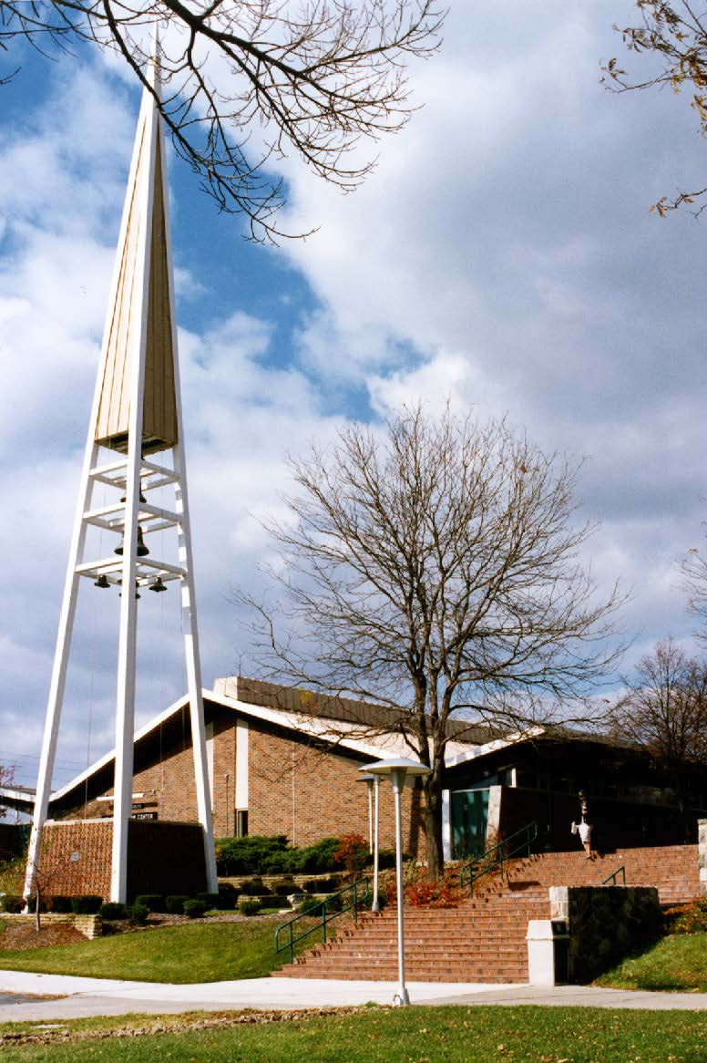 Schoolcraft and its iconic bell tower celebrated their 20 year anniversary in the 80s. Expansions and improvements helped students learn more efficiently.
