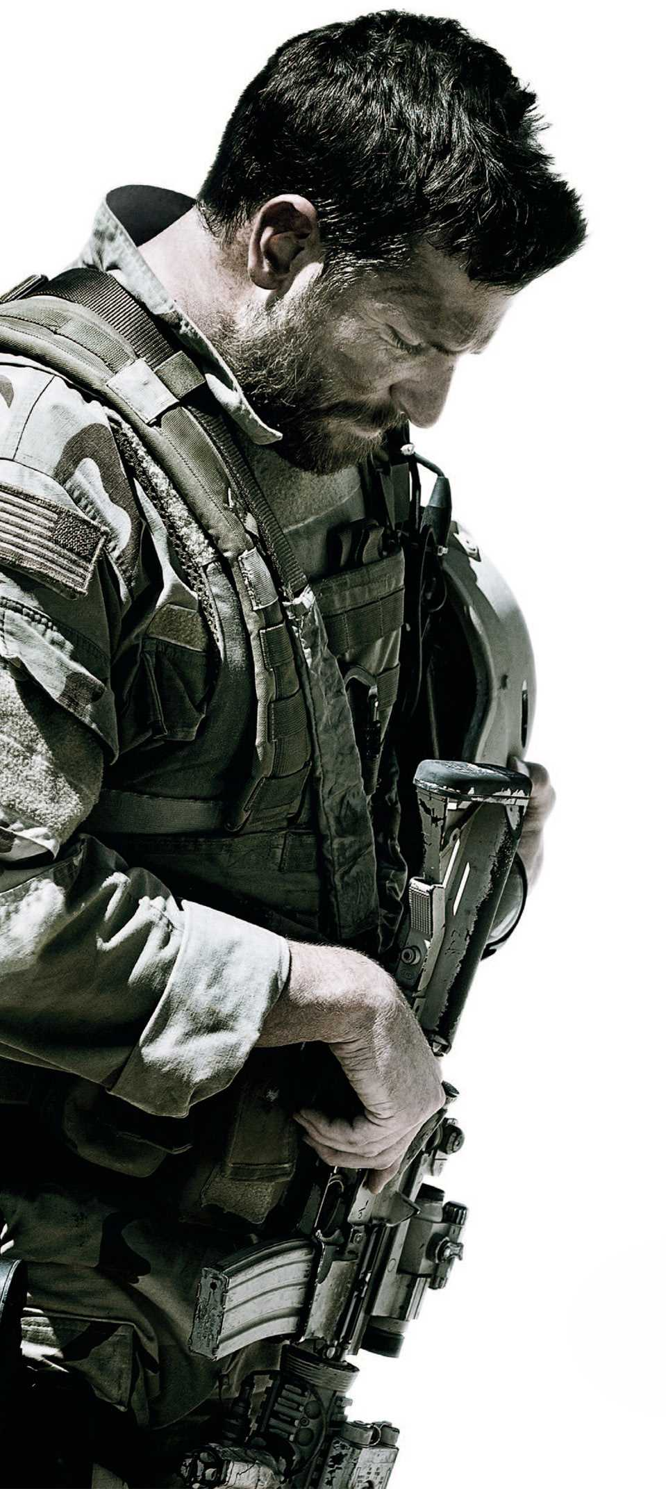 "IMAGE FROM IMPAWARDS.COM Bradley Cooper stars in ""American Sniper,"" which was released Dec. 25, portraying war hero Chris Kyle— America's most lethal sniper in history."