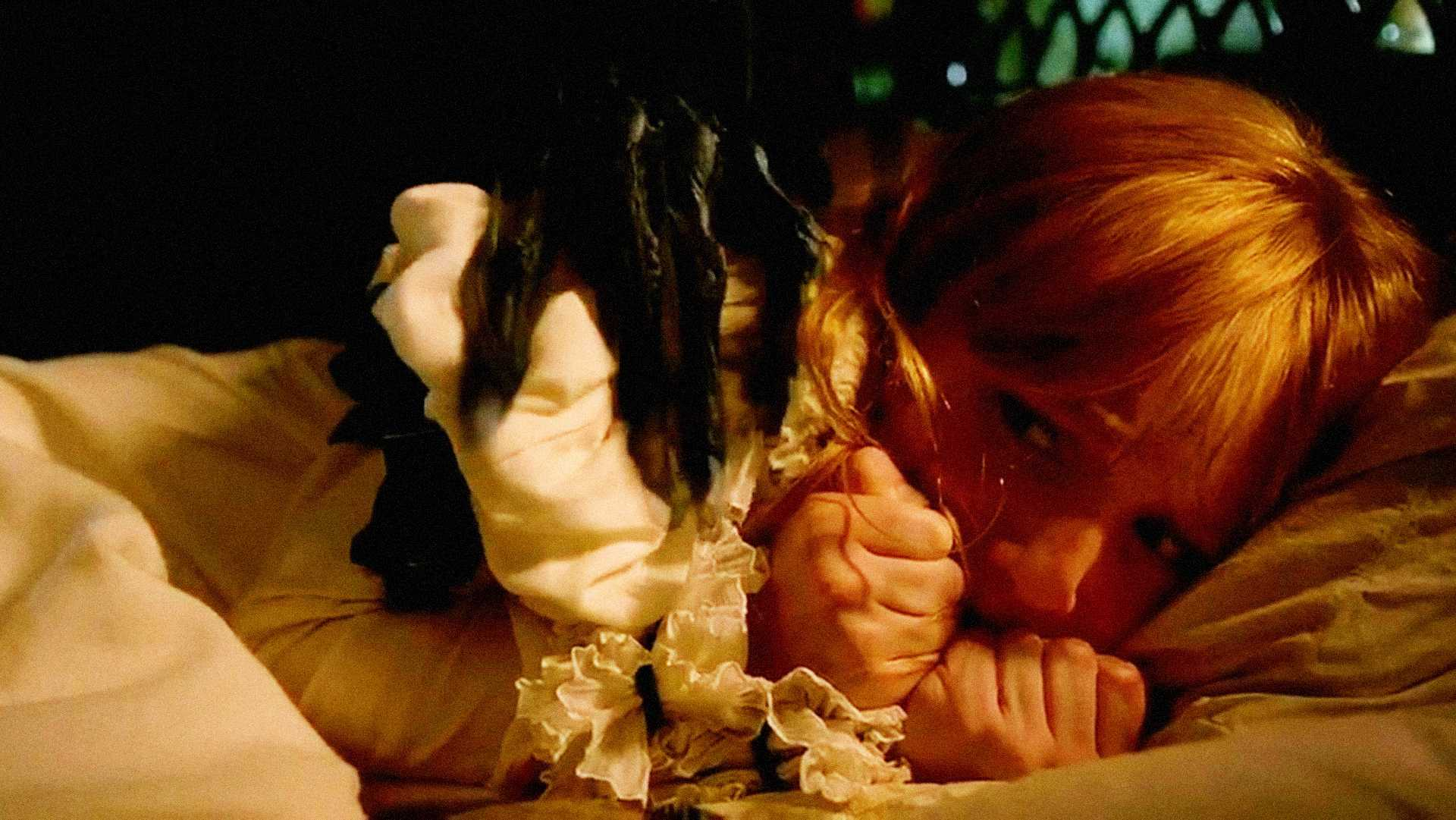 """Crimson Peak"" is a terrifically entriguing gothic romance film."