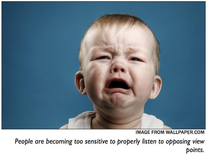 oversensitivity