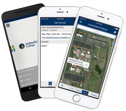 Schoolcraft goes mobile