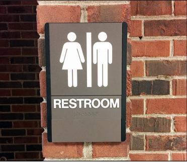 Flushing away transphobia