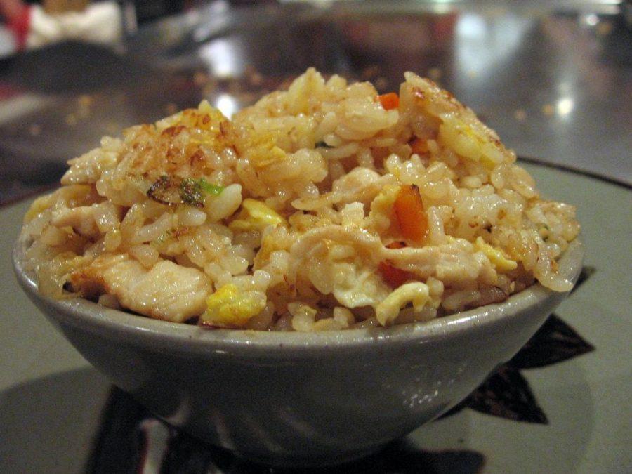 Benihana+inspired+fried+rice