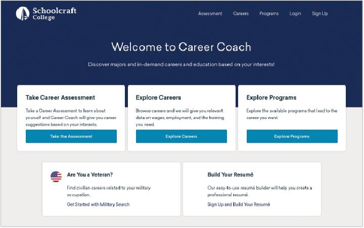 Career Coach Snip