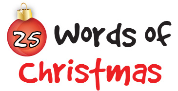 Words of Christmas Wordsearch