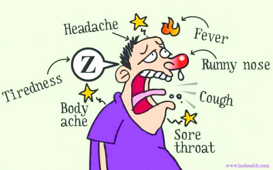 JAN-7-Flu-symptoms-LoohealthCOM