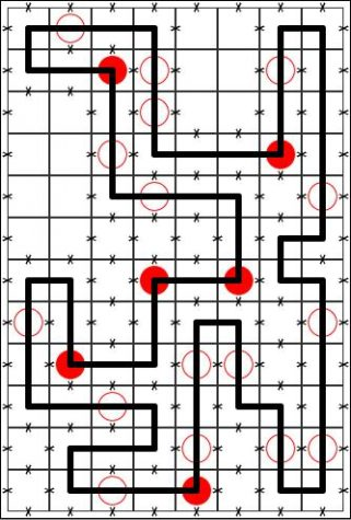 Maze Answer Key