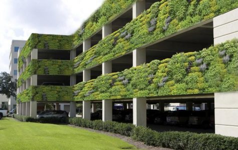 Parking garages are a better bargain in the long run for both the owner and the environment, and help solve the problem of not enough or far-flung parking. (Image from livewall.com)