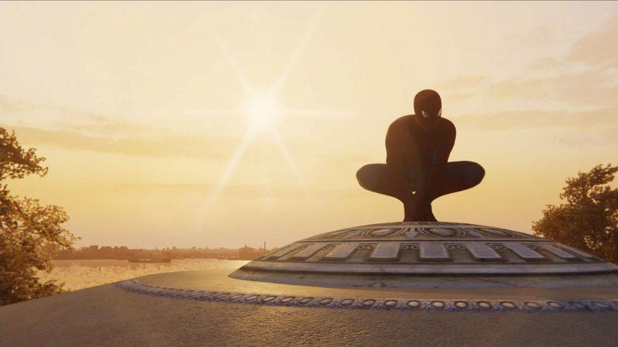 The Platinum Spider-Man