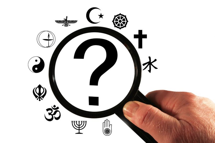 Spirituality and Religion in Today's World