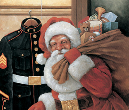 Toys for Tots from Ocelots