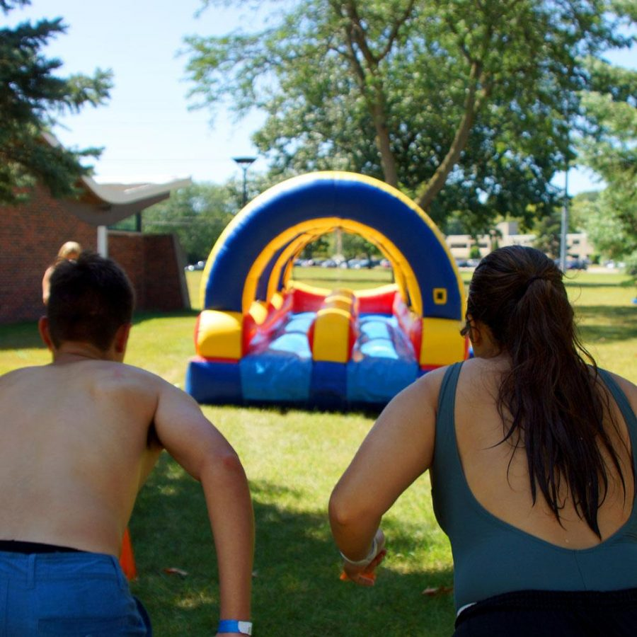 Student Activity Board hosts Water Blast 2019
