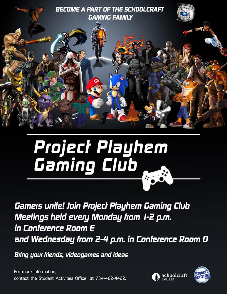 Project_Playhem_Gaming_Club