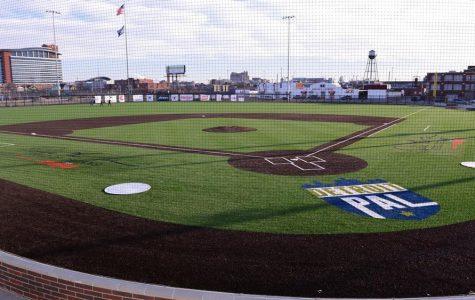 Men's Baseball makes new home at the Corner Ballpark