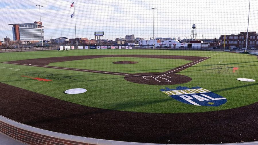 Men's Baseball makes new home at the Corner Ballpark