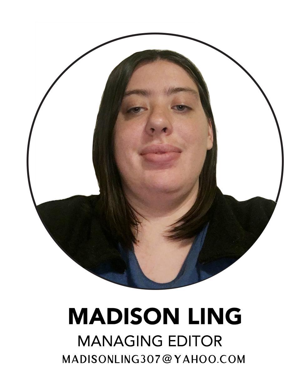 madison ling