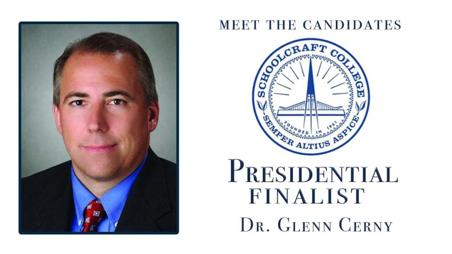 Meet the Candidates: Dr. Glenn Cerny
