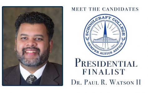 Meet the Candidate: Dr. Paul R. Watson II