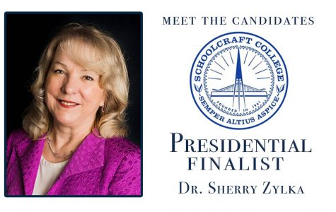 Meet the Candidate: Dr. Sherry Zylka