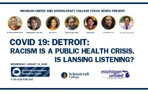 Schoolcraft collaborates with Michigan United to host panel discussion