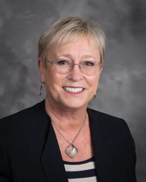 Vice President and Chief Student Affairs Officer, Dr. Cheryl M. Hagen. (Photo courtesy of Schoolcraft College)