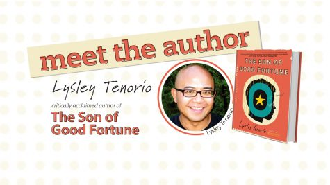 Critically acclaimed, Lysley Tenorio, to discuss novel Nov. 4