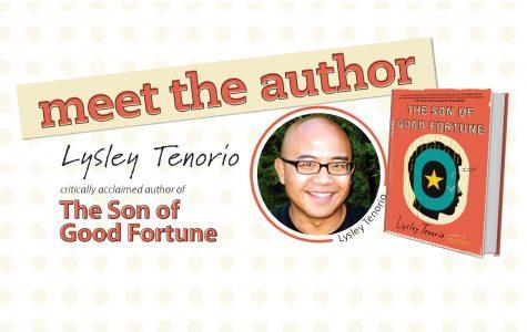Critically acclaimed, Lysley Tenorio, to discuss novel Nov. 4