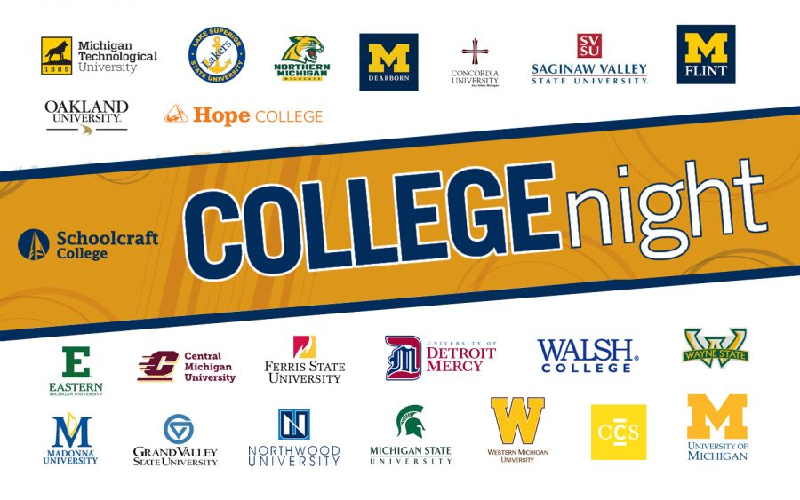 College Night will take place virtually October 20 and 22 from 6- 8 p.m.