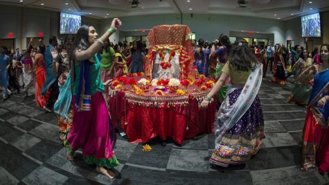 "On Oct. 24, Schoolcraft will host ""Navratri Garba."" Unlike years prior, this year's celebration will be virtual and will take place via Zoom from 7 to 9:30 p.m. with free admission to all."