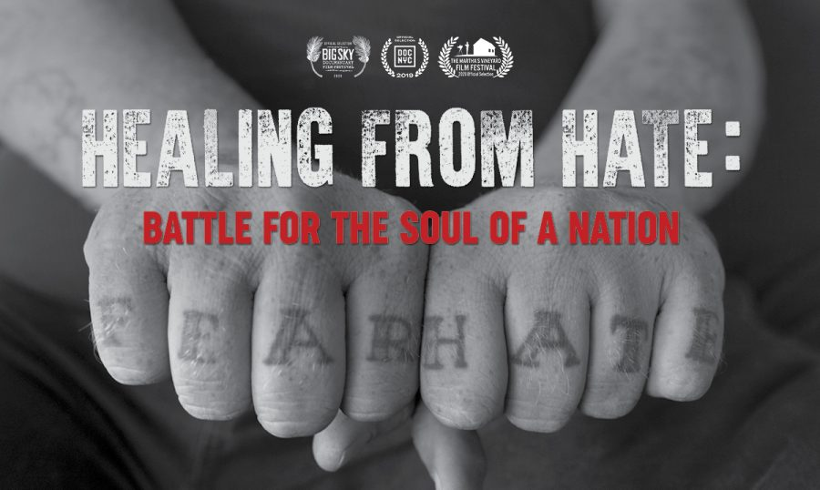 Rising above hate