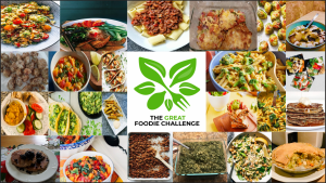 The Great Foodie Challenge