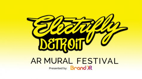 Summer long Augmented Reality Mural Festival hits Detroit streets