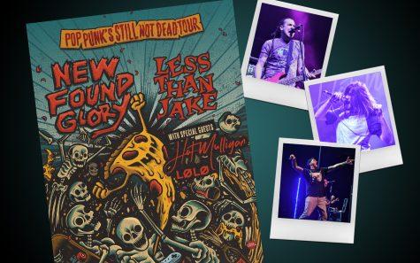 New Found Glory keeps pop-punk alive