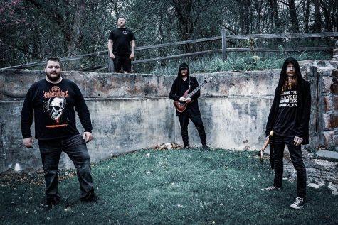 Zack Clendennin (vocals), Jordan Lawrence (guitar), Tim Gorman (drums) and Christian Miracle (bass) make up the band Yokai. Yokai released its album Oct. 1, 2021.